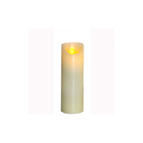 Real Wax LED Candle - Medium / 5.3cm x 16cm H