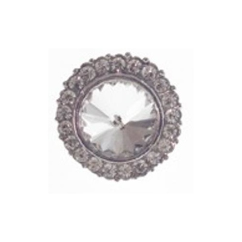 DIAMONTE BROOCH