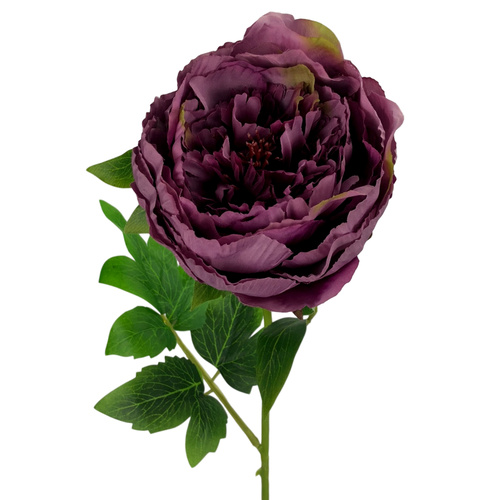 PEONY - 72cmL / ANTIQUE PURPLE