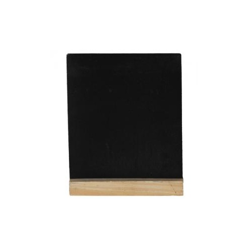BLACKBOARD W/BASE - 20cmW x 23cmH