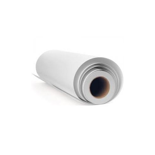 WHITE GLOSS PAPER ROLL 50cm x 60mtr