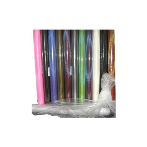 TWO TONED SHEER WRAP - 47cm x 10mtr - PINK