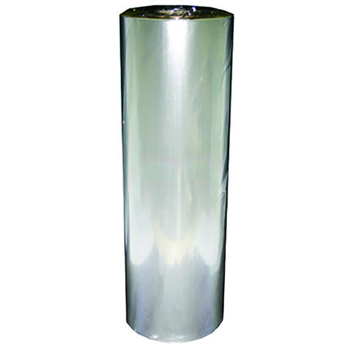 CLEAR POLY ROLL - 27mic - 70cm x 500mtr